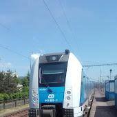 Железнодорожная станция  Kadan Prunerov