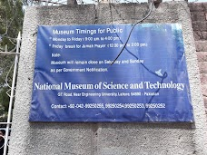 National Museum Of Science & Technology