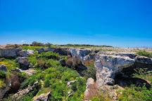 Dingli Cart Ruts (Clapham Junction) and Caves, Dingli, Malta