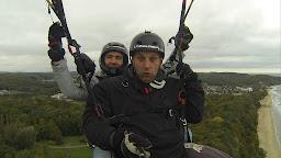 Gdynia Orłowo - lower Paragliding