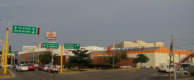 Plaza Americas Boca Del Rio