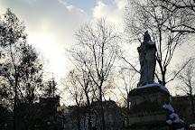 Square de l'Aspirant Dunand, Paris, France