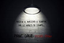 Panic Game, Latina, Italy