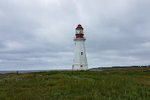Low Point Lighthouse, New Waterford, Canada