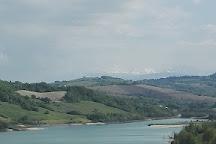 Lago di Cingoli, Cingoli, Italy