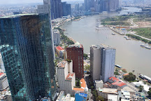 Bitexco Financial Tower, Ho Chi Minh City, Vietnam