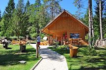 Lake Bloke, Nova Vas, Slovenia
