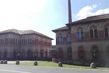 Crespi d'Adda, Capriate San Gervasio, Italy