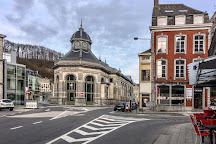Pouhon Pierre le Grand, Spa, Belgium