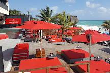 Coralina Daylight Club, Playa del Carmen, Mexico