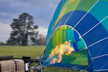 Hot Air Balloon Tasmania, Launceston, Australia