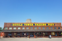 Devil's Tower National Monument Visitor Center, Devils Tower, United States