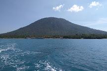Sebesi Island, Lampung, Indonesia