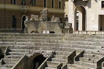 Colonna di Sant'Oronzo, Lecce, Italy