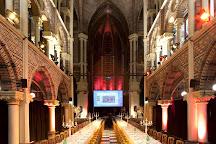Amsterdam, Posthoornkerk (Onze Lieve Vrouwe Onbevlekt Ontvangen), Amsterdam, The Netherlands