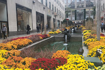 Channel Gardens, New York City, United States