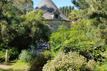 Jardin Botanique de Vauville, Vauville, France