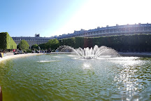 Jardin du Palais Royal, Paris, France