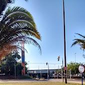 Автобусная станция  Campo Grande