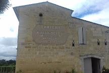 Chateau La Croizille, Saint-Laurent-des-Combes, France