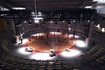 Tucarena Theater, Sao Paulo, Brazil