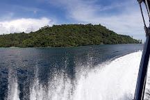 Bamboo Island, Ko Phi Phi Don, Thailand