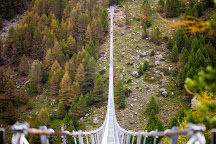 Charles Kuonen Suspension Bridge, Randa, Switzerland