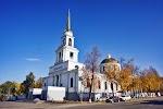 Благовещенский Собор на фото Воткинска