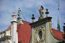 Golden House, Gdansk, Poland