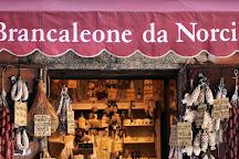 Brancaleone da Norcia, Norcia, Italy