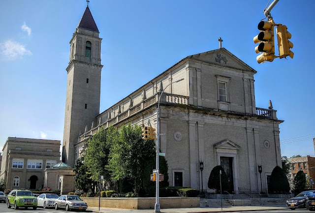 Saint Marks Roman Catholic Church
