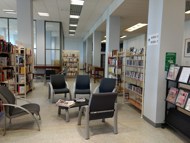 University Library Pierre Sineux