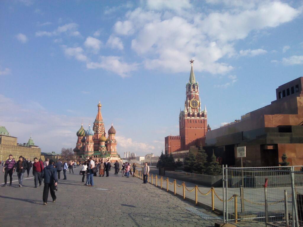 Фото Москва: