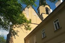 Church of St. Apollinaire, Prague, Czech Republic
