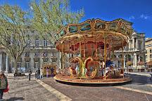 Place de l'Horloge, Avignon, France