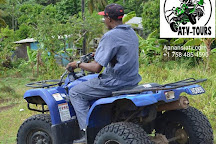 Aanansi ATV Tours, Gros Islet, St. Lucia
