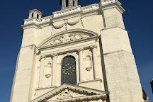Eglise Saint-Pierre de Saumur, Saumur, France