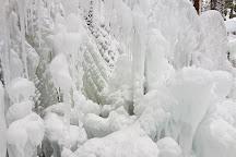 Eispalaste Schwarzsee, Schwarzsee, Switzerland