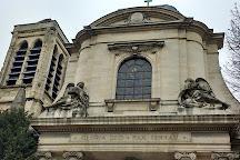 Saint-Nicolas-du-Chardonnet, Paris, France
