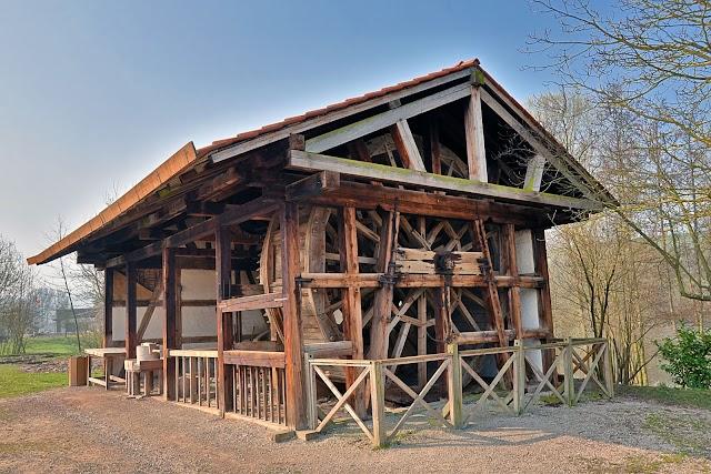 Bliesbruck-Reinheim Parc Archeologique Europeen