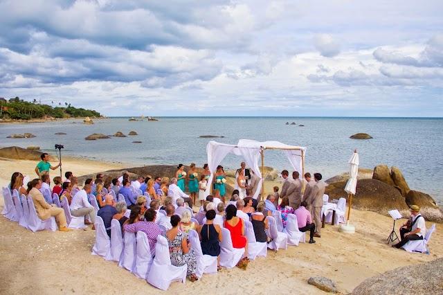 Beach Republic Weddings, Koh Samui