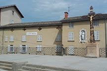 Basilique d'Ars, Ars-sur-Formans, France
