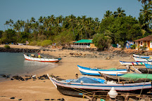 Patnem-Colomb Beach, Panjim, India