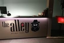 The Alley Escape Rooms, Malmo, Sweden