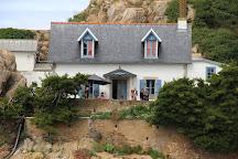 Chateau du Taureau, Morlaix, France