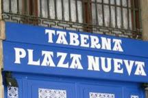 Taberna Plaza Nueva, Bilbao, Spain