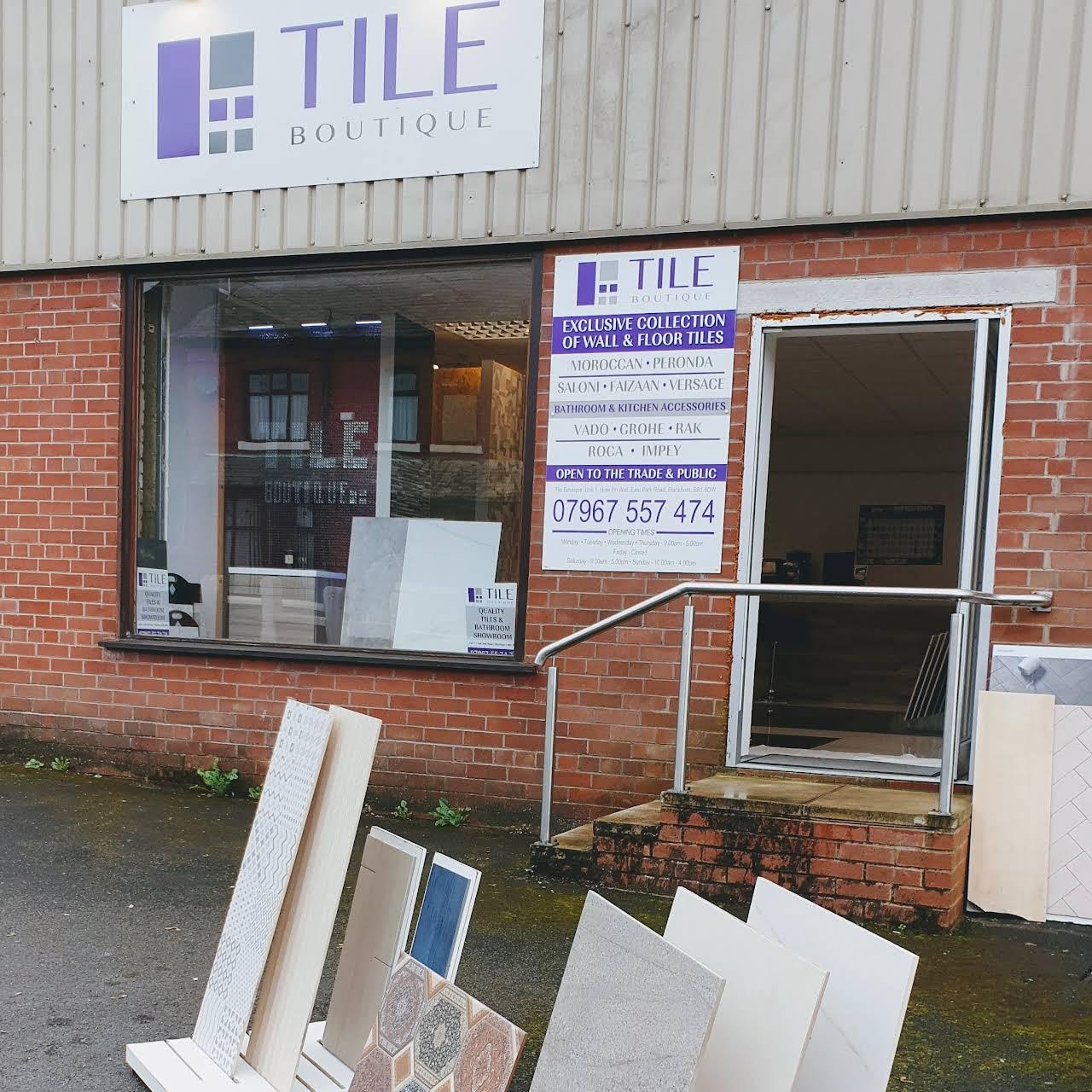 tile boutique tile shop