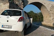 Aspendos Bridge, Side, Turkey