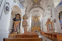 Jesuitenkirche, Soleure, Switzerland