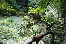 Mantayupan Falls, Barili, Philippines
